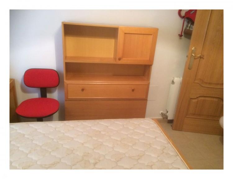 CAMA NIDO y mueble