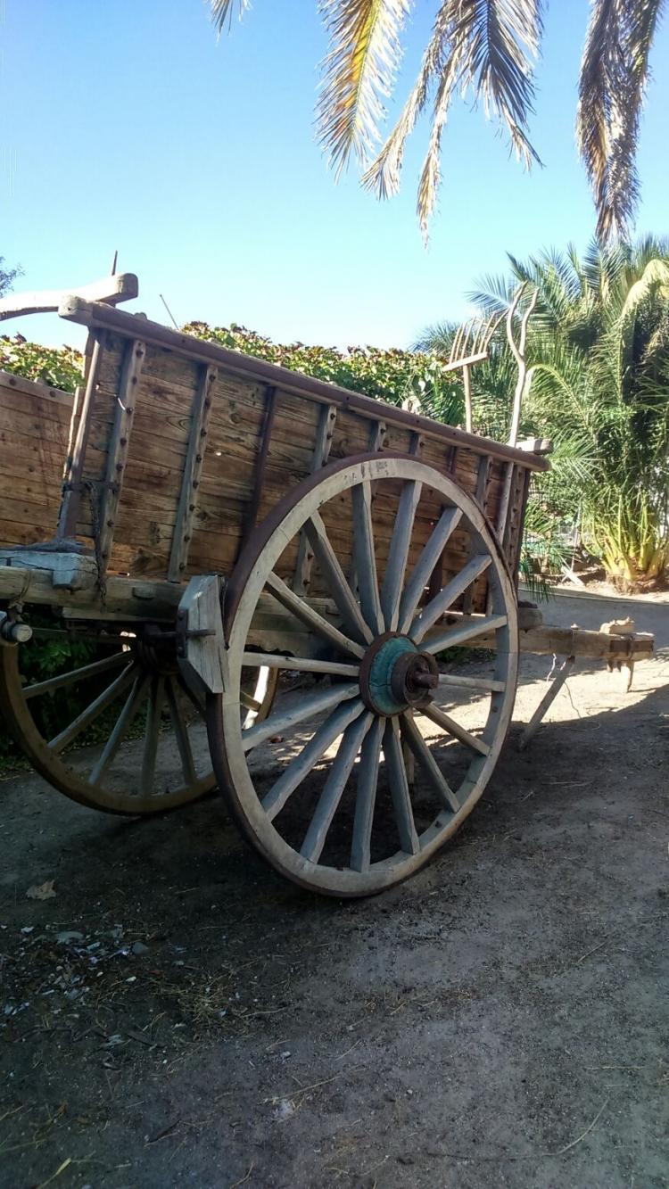 Carro principios siglo XX
