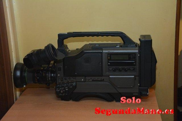 Cámara de Vídeo Profesional