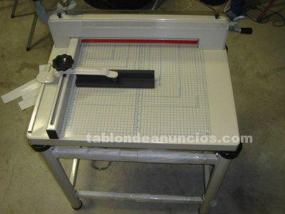 Guillotina manual de palanca a3