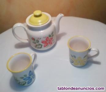 Juego desayuno marca biltons (made in england)