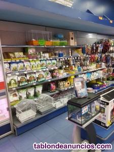 Liquidación tienda mascotas