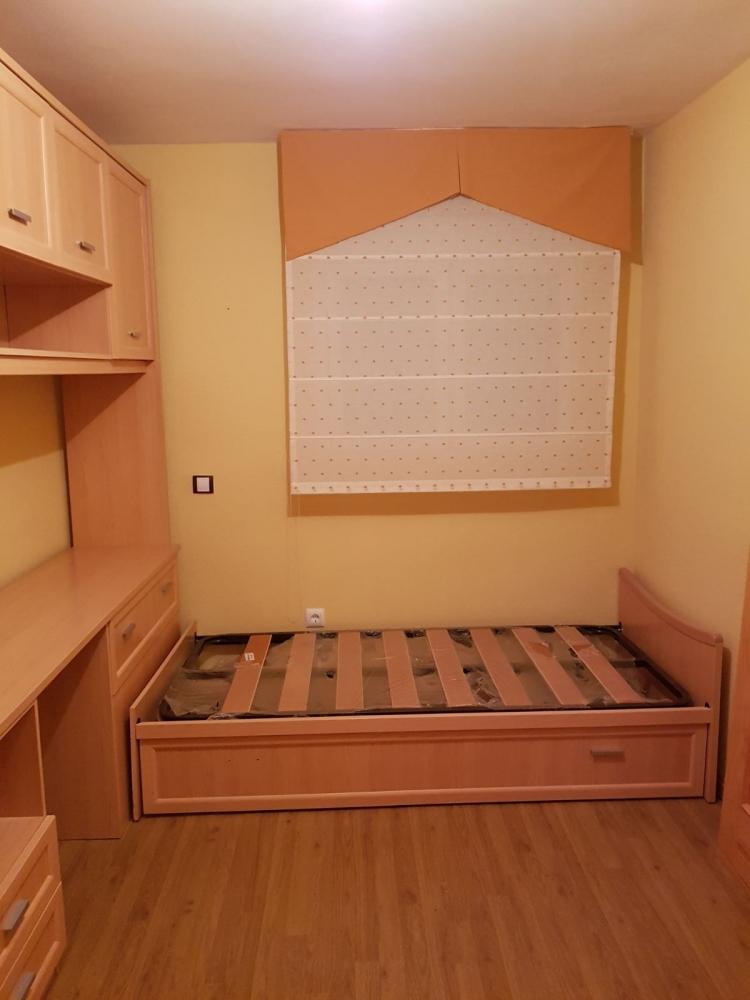 Se vende dormitorio completo juvenil nuevo