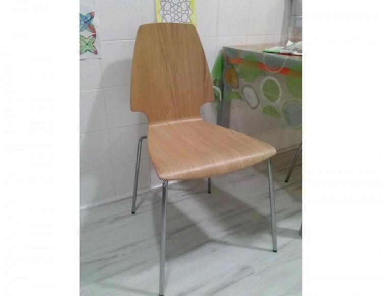 Sillas modelo Vilmar de Ikea