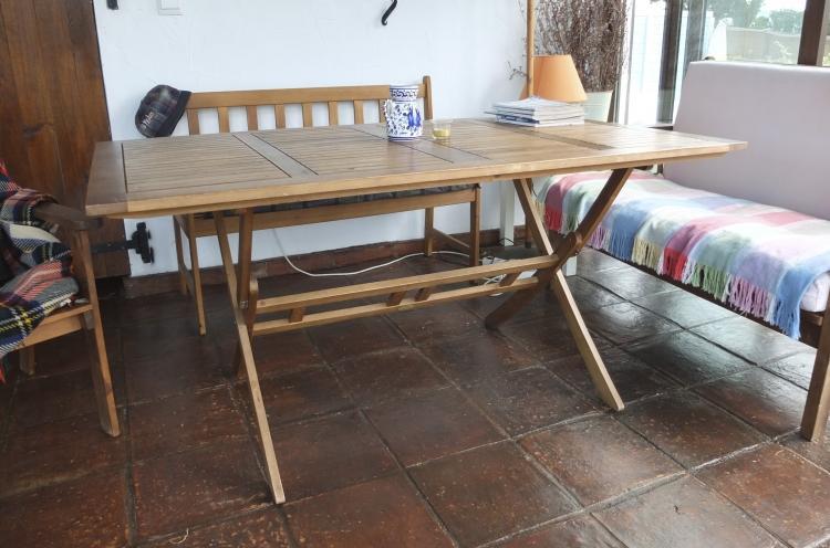 Vendo mesa casi nueva