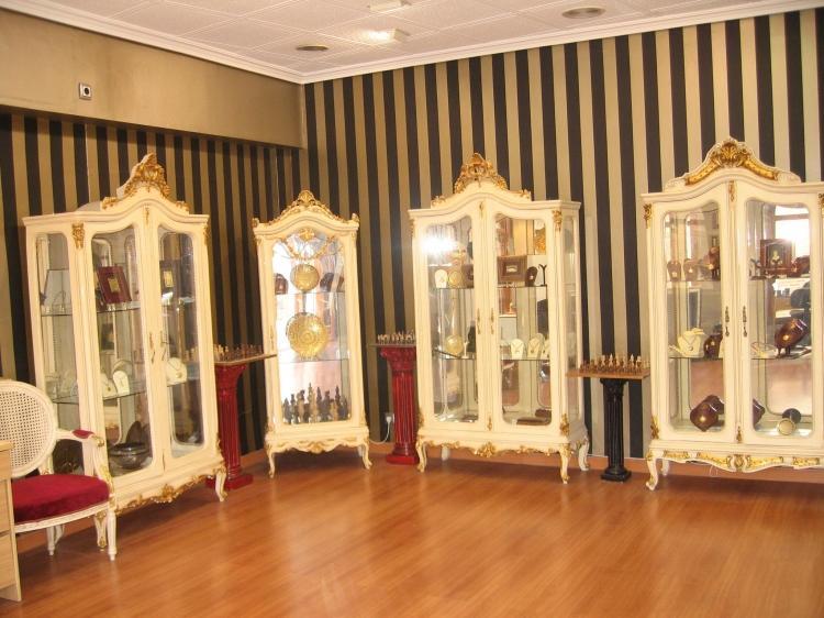 Vendo preciosas vitrinas Art Decó