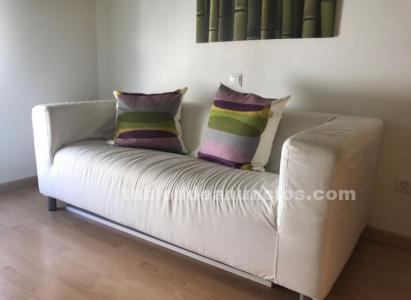 Vendo sofá klippan blanco ikea