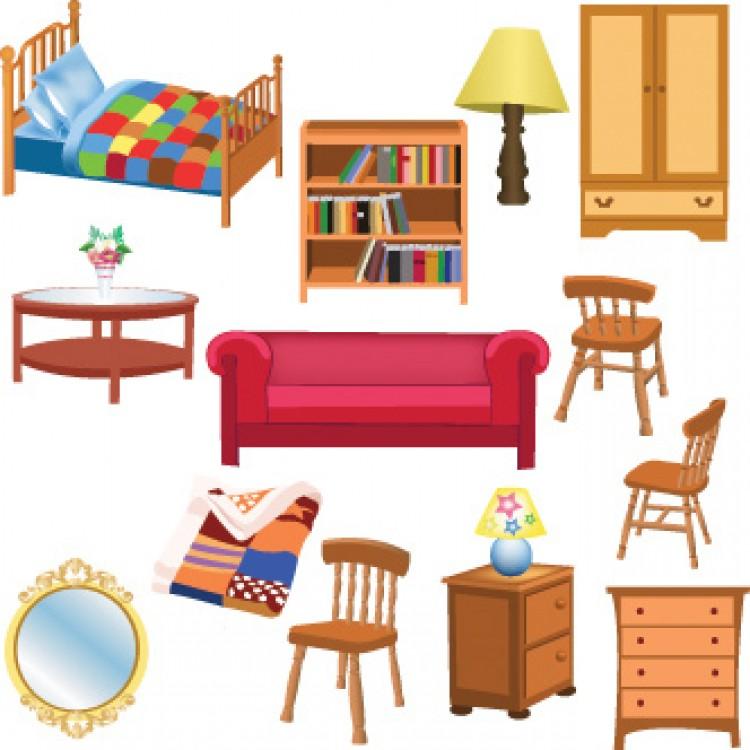 Vendo todos los muebles de una casa