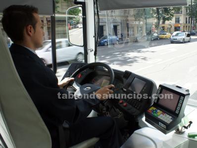 Conductor carnet d c/ ingles