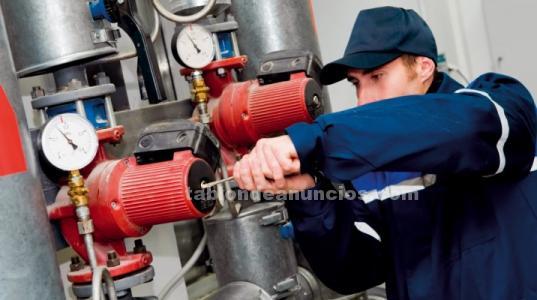 Técnico de mantenimiento