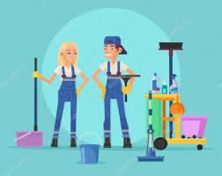 Personal de limpieza de oficinas (068) -