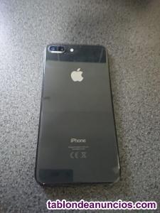 Iphone 8 plus 64 gb (protection/caso)