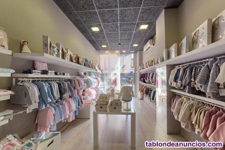 Oportunidad! traspaso boutique infantil!