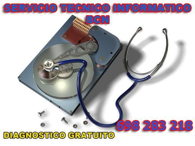 REPARACION/portatiles/SOBREMESA/A/DOMICILIO/