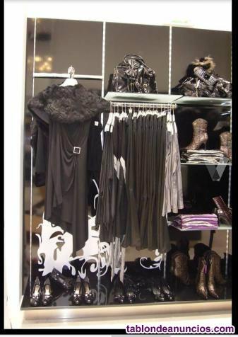 Muebles tienda de moda