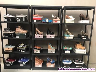 Venta de lote ropa,calzado y complementos