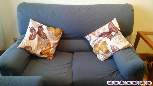 Pareja de sofás