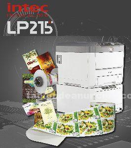 Impresora laser en rollo intec lp215