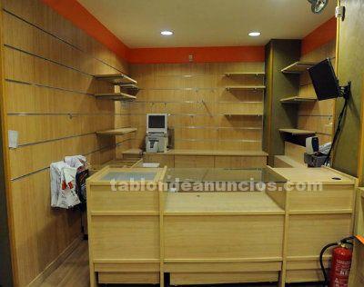 Vendo mobiliario y equipo de estudio fotográfico