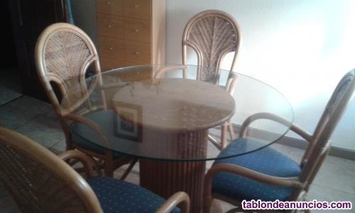 Vendo muebles de exterior en buen estado