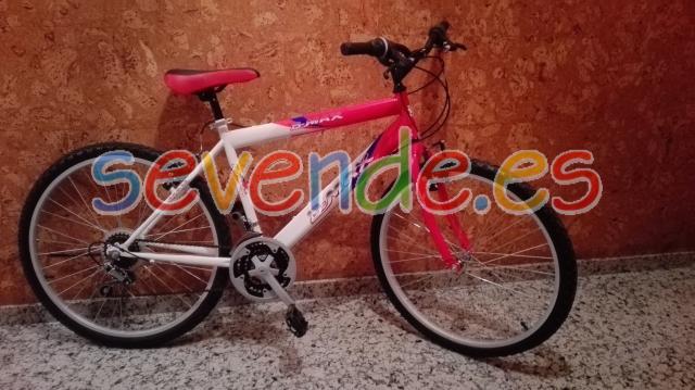 Se vende bicicleta a estrenar