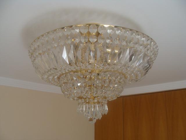Vendo Lámpara de cristal de Strass