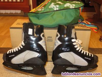 Oferta patines de hielo