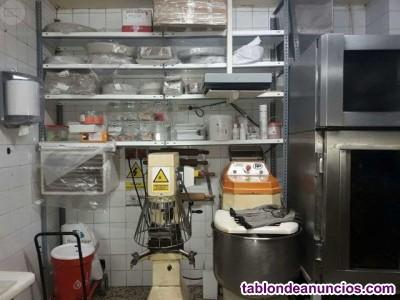 Traspaso obrador de pasteleria y cafeteria