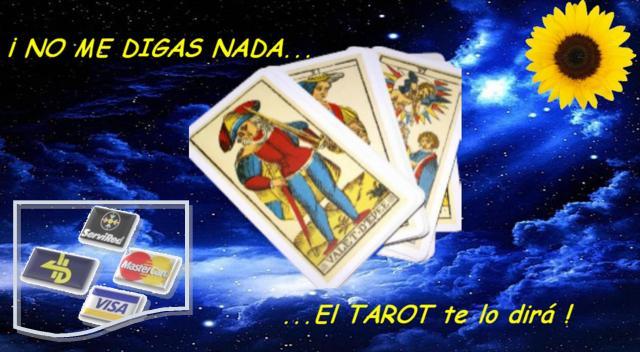vidente tarot isa  por tarjeta