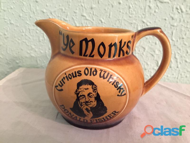 Jarra whisky Ye Monks