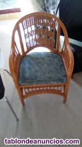 Lote de sillas de comedor