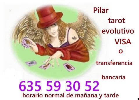 Pilar tarot evolutivo  visa o ingreso bancario