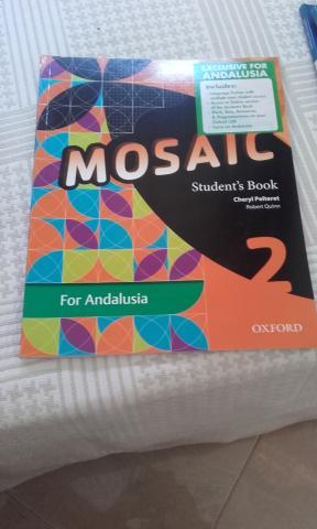 VENDO MOSAIC 2º ESO STUDENT´S BOOK