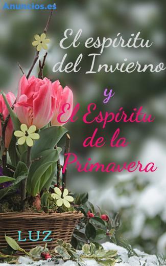El Espiritu Del Invierno Y El Espiritu De La Primavera