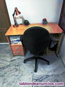 Mesa de escritorio o estudio
