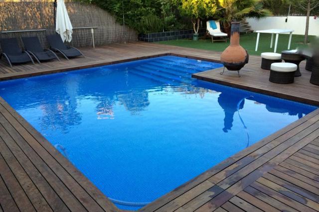 Se vende empresa de mantenimiento de piscinas