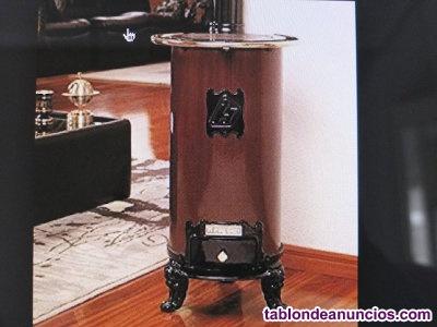 Vendo estufa lebeña de hergon