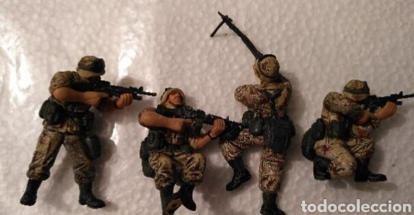 Forces Of Valor 1/32 Marines, Kuwait