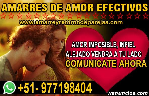AMARRES DE AMOR EFECTIVOS, RETORNARA A TU VIDA CON FOTO Y