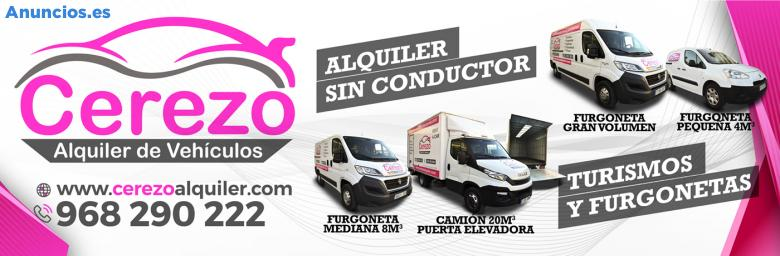 Alquiler Camiones,Furgonetas Para Mudanzas Murcia