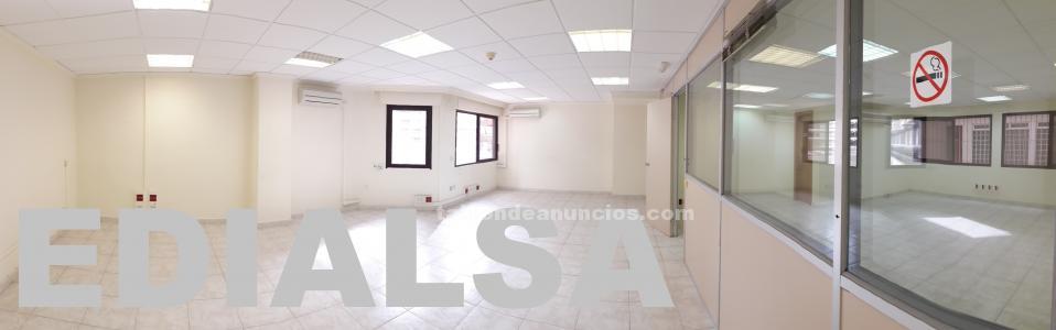 Alquiler de oficina, despacho, call center, centro de