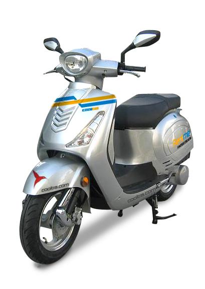 Alquílate una moto a largo plazo desde 89 euros al mes -
