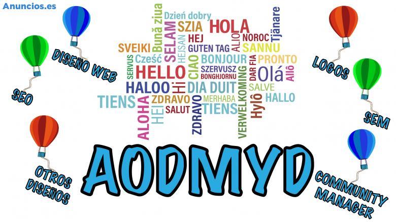 Aodmyd. Com Tu AsesoríA Online De Marketing Y DiseñO