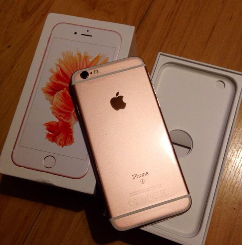Apple iPhone 6S 16GB costará 450 Euro / Apple iPhone 6S