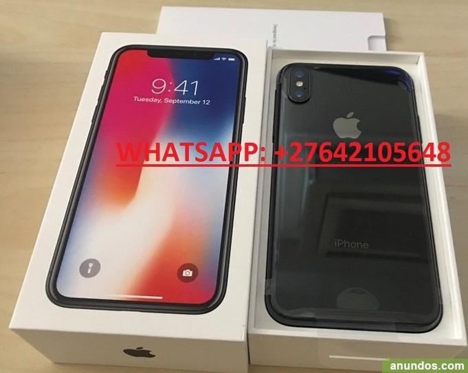 Apple iphone x 64gb - €420, iphone x 256gb - €480,