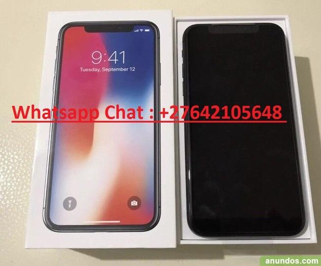 Apple iphone x 64gb - €445, apple iphone x 256gb - €500
