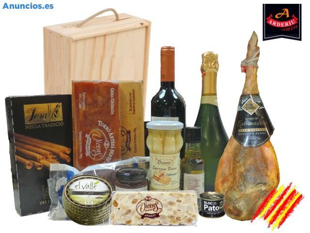 BOX PRESENT; LOTES DE NAVIDAD