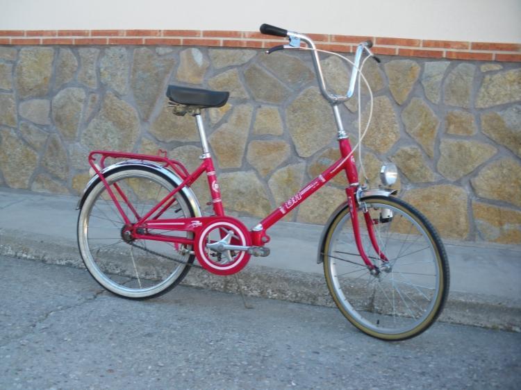 Bicicleta Bh de paseo clasica