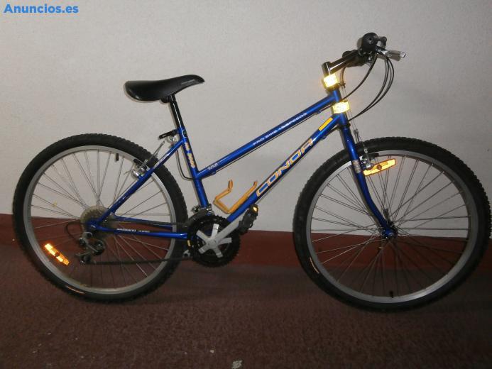 Bicicleta MontañA CONOR PRO