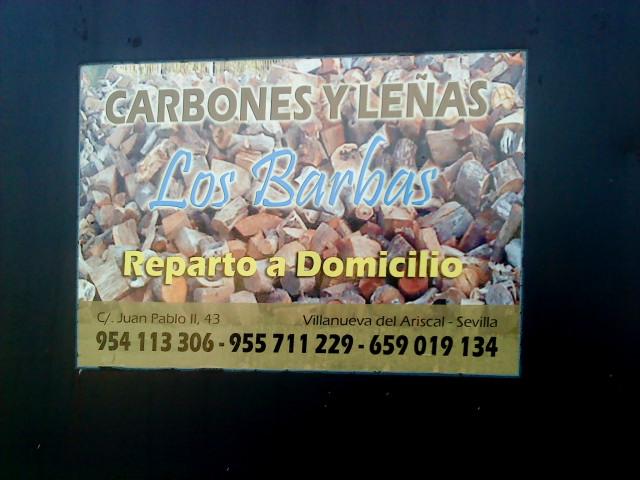 CARBONES Y LEÑAS - Sevilla